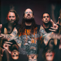 The Black Dahlia Murder + Rings of saturn + Viscera - Nantes - Le Ferrailleur