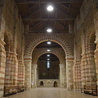 L'Abbatiale de Saint-Philbert-De-Grand-Lieu - Saint-Philbert-de-Grand-Lieu