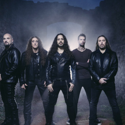 Rhapsody of fire + Nightmare + Manigance - Le Ferrailleur