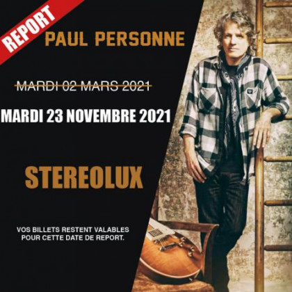 Paul Personne + Layla Duo Blues - Stereolux