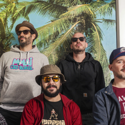 The Groove Sessions Live : Chinese Man + Scratch Bandits Crew + Baja Frequencia+ Asm  - L'aéronef